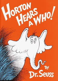 HOrton Hear a who