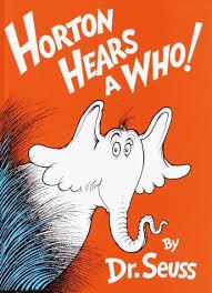 HOrton Hear a who