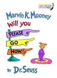 Marvin K Mooney