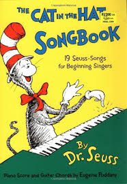 the cat in the hat song book