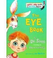 the eye book dr seuss
