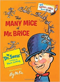 The Many Mice of Mr Brice